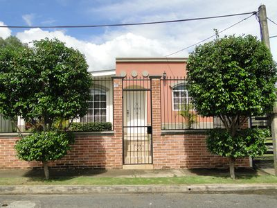Photo for New House Near City Center. WIFI, AC, Full Kitchen.