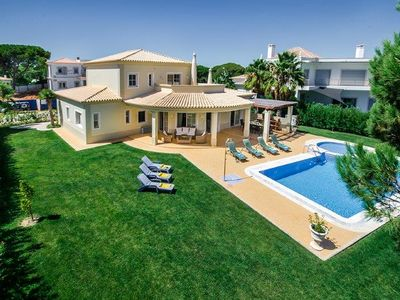 Photo for Modern Villa with Private Heatable Pool, WiFi and Air-Conditioning in Villa Sol L609
