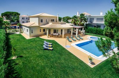 Modern Villa with Private Heatable Pool, WiFi and Air-Conditioning in Villa Sol L609 - 1
