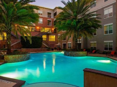 Photo for New Apartment Vacation Homes  @ Medical Center & NRG S63 - Two Bedroom Aparthotel, Sleeps 3