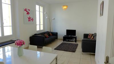 Photo for CANNES LIONS ACCOMMODATION APARTMENT : PRICE FOR LIONS 2500EUROS