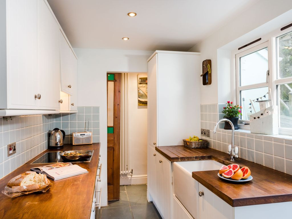 The Green House: A luxury refurbished Cornish Fisherman\'s Cottage ...