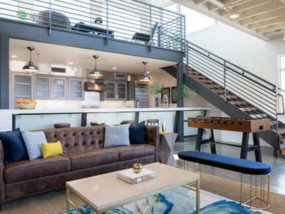 Photo for 2BR/2BA Penthouse in Warehouse Dist. by Domio