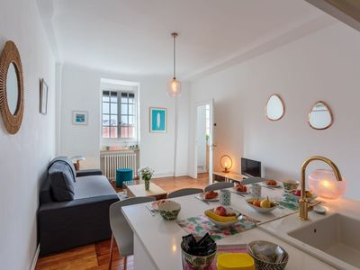 Photo for PLEASANT APARTMENT IN THE CITY CENTER OF BIARRITZ FOR 4 PEOPLE