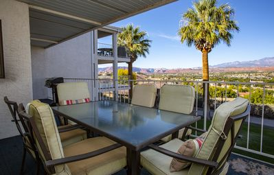 Photo for Stunning Condo with Amazing Views of Red Rock Mtns