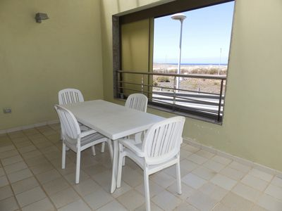 Photo for Large Duplex 11 with 2 bedrooms in El Medano