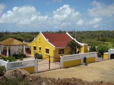 Photo for Casa Kudawecha the House for Your Dream Holiday in Aruba