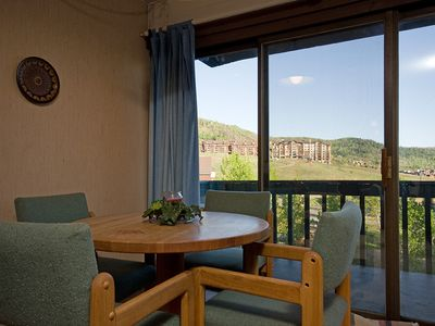 Photo for ST412 by Mountain Resorts~Located steps from Hiking Trails & Mtn Village!