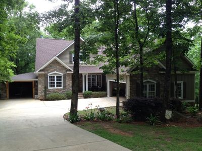 Photo for Opelika/Auburn Big, Beautiful House On Pond, 1/5 Mile From Golf Course