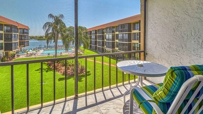 Photo for Open Concept Condo with High End Personal Touches - Direct Intracoastal View with beach access across the street!