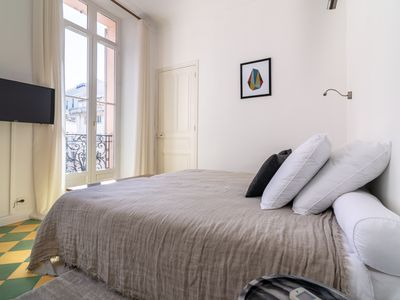 Photo for La Guitare 21 -  Cozy studio in center of Cannes, just behind Grand Hotel