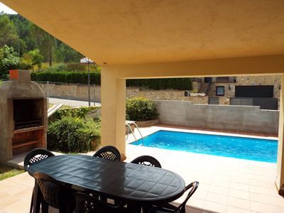 BBQ, Terrace & Pool garden table and chairs