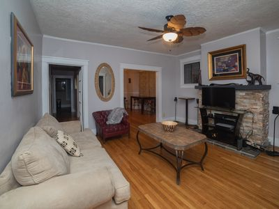 Photo for HUGE Home, 11 Beds, Great For Large Groups, Very Close to Downtown