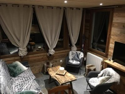 Photo for 2BR Apartment Vacation Rental in Les Menuires