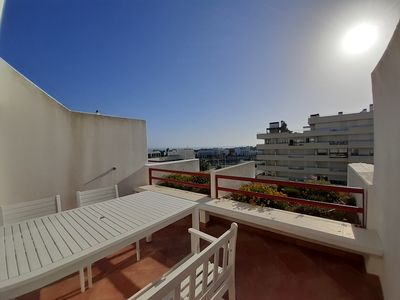 Photo for S26 - Extremely spacious TWO bedrooms apartment in Vilamoura with amazing views