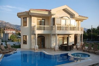 Photo for Villa Allure - Luxury Villa with Private Pool and Spectacular Rock Tomb Views