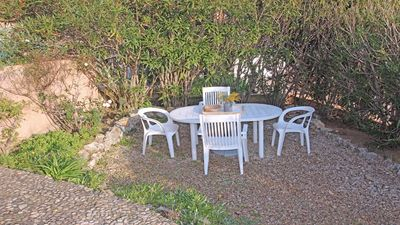 Photo for T2 apartment - 4 people - Garden - Near downtown - Sainte Maxime