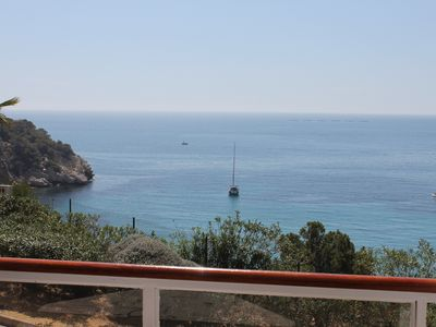 Photo for Beautiful apartment with sea views (1 bedroom for.