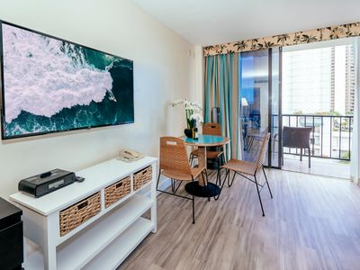 Photo for *New* Palms Waikiki Studio With City Views on the 9th Floor- FREE PARKING