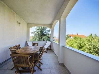 Photo for Apartments Dubravka (68161-A1) - Krk - island Krk