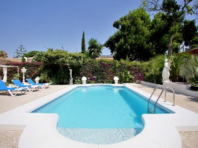 Photo for Lovely Villa Las Palmeras, Puerto Banus
