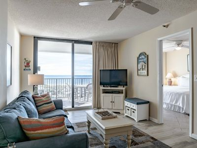 Photo for Gulf Front Condo at Emerald Surf ~Community Pool ~ Close to Exciting Attractions!