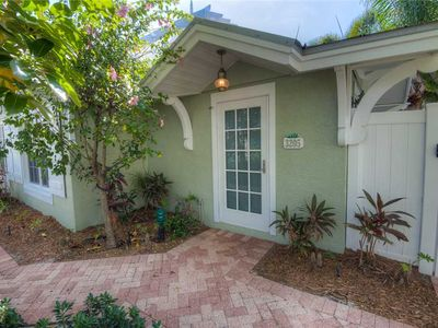 Photo for Rooftop Deck with a Week Available this May! Palm Isle Bungalow: 1 BR / 1 BA