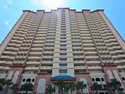 Sunrise Beach Condo building