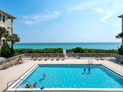 Photo for Spacious & Luxurious Gulf Front Condo ~ Spectacular Views of the Gulf!!
