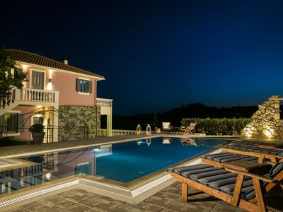 Photo for Villa Athinais - Relax in nature, private swimming pool, barbeque