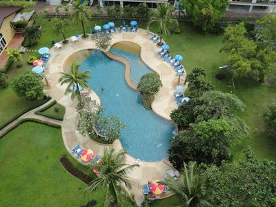 Photo for Seaview Deluxe Apartment, Patong - Beach, Phuket.