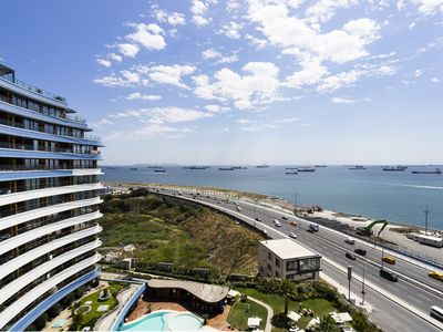 Photo for Amazing Sea View Luxury Apartment