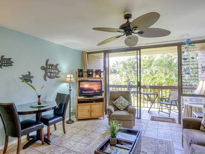 Photo for Maui Vista! AC in all rooms, Walk to Shops, Dining and Beach!