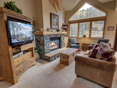 Photo for Private Hot Tub, Garage & Walk to the Slopes, Great Mtn Views! - Ironwood 2984