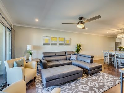 Photo for Scottsdale Maya Penthouse Condo- Heated Pool, Short Walk to Upscale Dining, Shopping, Clubs & Bars!