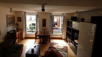 Photo for A VERY CUTE LOFT (50 M2) FOR A ROMANCE IN MONTMARTRE
