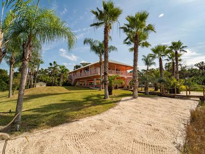Photo for Ozello Keys Waterfront Retreat on the Saint Martins River minutes to the Gulf.