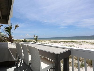 Photo for Gulf Front, St Joe Beach, 5 Bedrooms, Secluded ~ Chateau Seaclusion