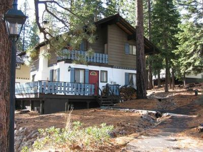 Photo for Beach! Tennis! Golf! Hiking!  Beautiful & Affordable Mountain Cabin!
