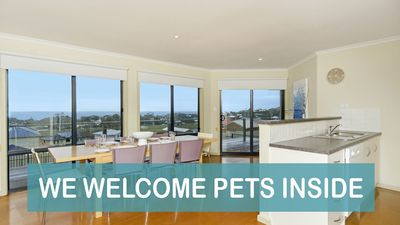 Photo for PetLet 21: Renovated, Beach Chic + Sea Views