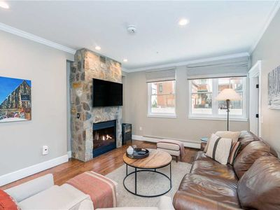 Photo for Ground-Floor, Town-Facing 2-Bedroom River Club Residence - 104
