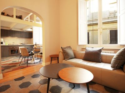 Photo for Smart Home in Foodie Area - Apartment for 4 people in Roma