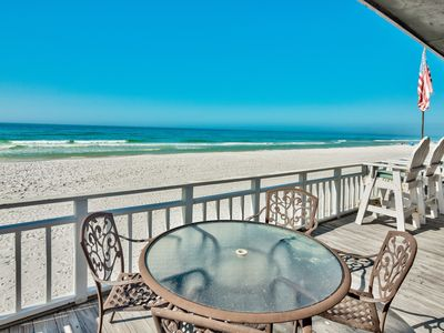 Photo for Island Time- Wonderful Private Beachfront Home - Beautiful!!!
