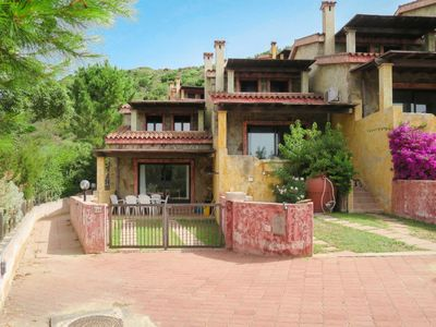 Photo for 3 bedroom Villa, sleeps 8 in Porto Tramatzu with Air Con and WiFi