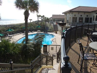 Part Of Sawgr Beach Club Next Door Available For Monthly Als