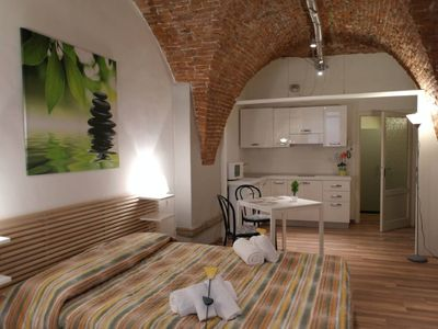 Photo for LE VOLTE - Romantic studio in the historical center with AC&Wifi