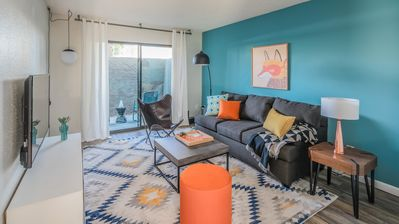 Photo for Cozy 1BR near Old Town with Pool by WanderJaunt