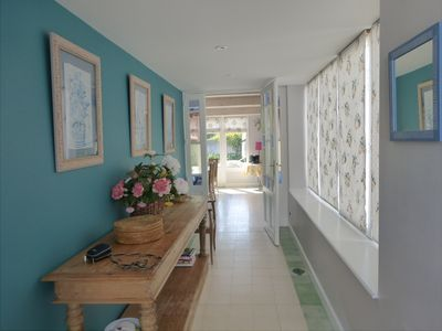 Photo for perfect beachfront rental with children