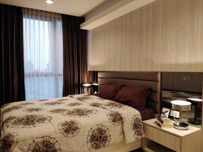 Photo for Co-living in Ciputra World II 33-09 Masterbed Room