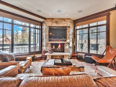 Photo for Ski-in Ski-out. Deer Valley Condo. Community hot tub. Located on the FREE Park City Transit route